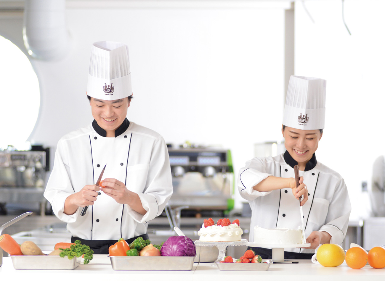 埼玉ベルエポック製菓調理専門学校