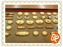 『絞りクッキー』