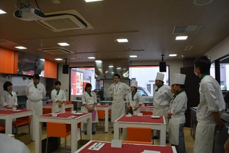 札幌ベルエポック製菓調理専門学校画像