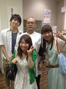 石川先生と