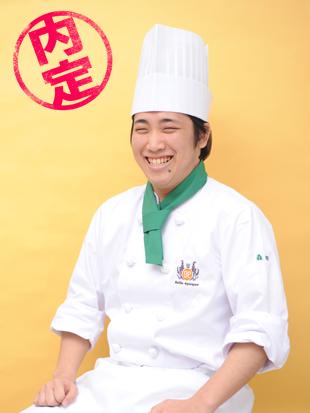 調理 森田さん