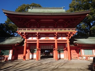 大宮氷川神社 (4)