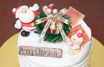 スペシャルクリスマスケーキ